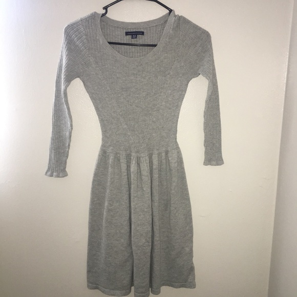 American Eagle Outfitters Dresses & Skirts - American Eagle 🦅 little grey dress